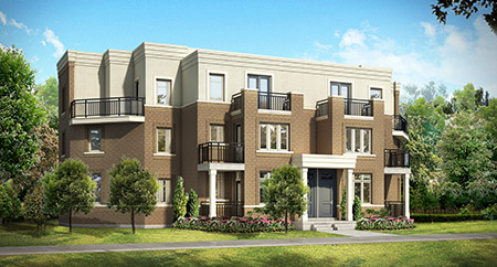 Esquire Homes New Homes in Toronto Scarborough Lindsay